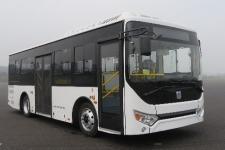 远程牌JHC6850BEVG1型纯电动城市客车图片