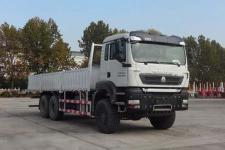 豪沃越野載貨汽車(ZZ2257V585GE1JX)