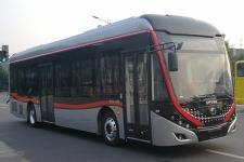 12米宇通纯电动低入口城市客车