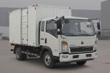 豪沃牌ZZ2047XXYG3325E141型越野厢式运输车图片