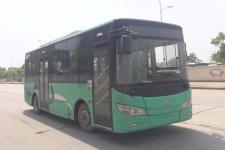 8米|14-26座晶马纯电动城市客车(JMV6801GRBEV6)