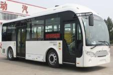 8.5米|16-29座飞燕纯电动城市客车(SDL6850EVG)