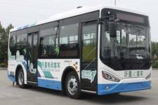 8.4米|16-31座飞燕纯电动城市客车(SDL6841EVG)