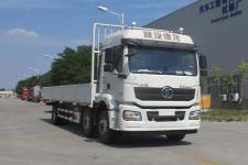 陕汽国六前四后四货车299马力14220吨(SX1259MB549F1)