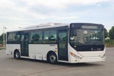 8.2米中通纯电动城市客车