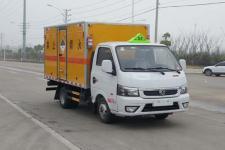 东风途逸国六3米废电池废机油运输车