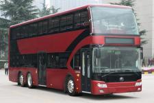宇通牌ZK6126BEVGS5型纯电动双层低地板城市客车图片
