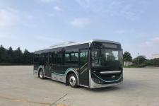 8.5米海格纯电动城市客车