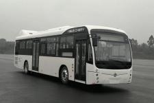 12米|18-36座万达插电式混合动力城市客车(WD6125EHEVG01)