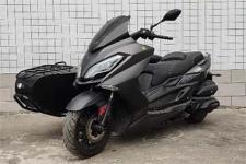 力箭牌LJ300B型边三轮摩托车图片