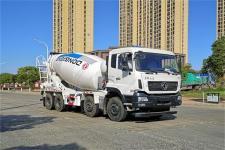 東風10方輕量化混凝土攪拌車廠家報價,法規罐體