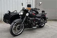 赛摩牌SM300B-A型边三轮摩托车图片