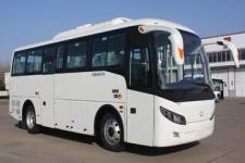 8.3米|16-36座飞燕纯电动城市客车(SDL6838EVG)