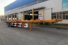 通华13米27.6吨2轴运材半挂车(THT9350TYC)