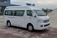 国六福田G7救护车价格