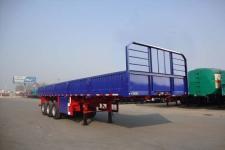 中集10.5米35吨3轴半挂车(ZJV9403DY)
