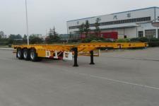 宇田12.4米33.5噸3軸集裝箱運輸半掛車(LHJ9400TJZ)