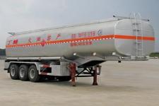 程力威10.5米33.5吨3轴易燃液体罐式运输半挂车(CLW9404GRY)