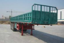 骏强10米34.3吨3轴半挂车(JQ9403)
