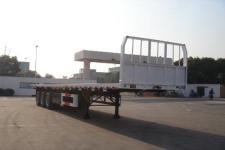 中集13米33.5吨3轴平板半挂车(ZJV9400TPTH)