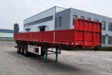 宇畅12.5米32吨3轴自卸半挂车(YCH9401Z)