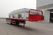 正康宏泰12米34吨3轴平板运输半挂车(HHT9400TPB)
