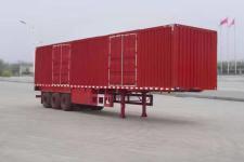 大运11米32.8吨3轴厢式运输半挂车(DYX9400XXY358)