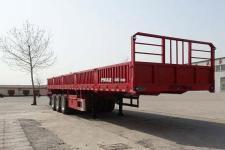 金多利10.5米34.4吨3轴半挂车(KDL9400)