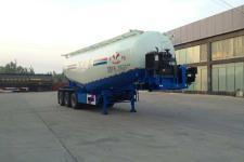 宇畅9.7米31.4吨3轴下灰半挂车(YCH9401GXH)