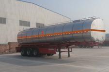 昌骅11.7米30.5吨3轴沥青运输半挂车(HCH9400GLYQ)