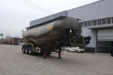 宇畅10.5米29.5吨3轴中密度粉粒物料运输半挂车(YCH9401GFL)