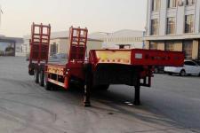 远东汽车10.5米30吨3轴低平板半挂车(YDA9402TDP)