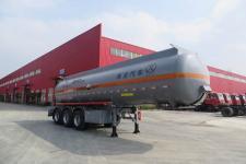 海福龙10.4米31吨3轴腐蚀性物品罐式运输半挂车(PC9400GFW)