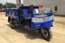 五征牌7YP-1750D10型自卸三轮汽车图片