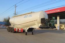 程力威11米28.4吨3轴中密度粉粒物料运输半挂车(CLW9404GFL)