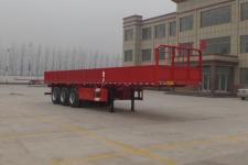 坤博12米33.7吨3轴栏板半挂车(LKB9400)