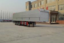 坤博12米31.5吨3轴翼开启厢式半挂车(LKB9400XYK)