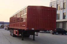 仓栅式运输半挂车