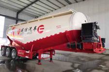 成事达10.4米31吨3轴下灰半挂车(SCD9403GXH)