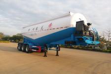 福狮10.3米31.3吨3轴中密度粉粒物料运输半挂车(LFS9406GFL45)