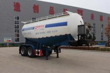 通亚达6.9米28吨2轴下灰半挂车(CTY9350GXH)