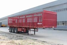 恒通梁山10.5米33.7吨3轴仓栅式运输半挂车(CBZ9401CCY)