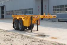 恒通梁山7米31.4吨2轴集装箱运输半挂车(CBZ9350TJZ)