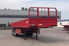 润翔骏业12米31.5吨3轴自卸半挂车(DR9400Z)