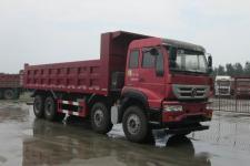 斯达-斯太尔前四后八自卸车国五280马力(ZZ3311N386GE1)