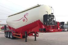 新宏東10.7米31噸3軸下灰半掛車(LHD9400GXH)