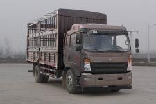 重汽HOWO轻卡国五单桥仓栅式运输车156-243马力5-10吨(ZZ5147CCYG421CE1)