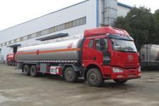 国五解放J6碳钢罐20吨运油车油罐车
