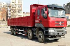 乘龙前四后八自卸车国五310马力(LZ3315M5FB)