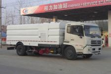 东风天锦16吨190马力国五洗扫车